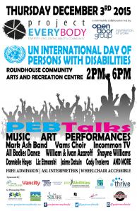 UN International Day Of People With Disabilities
